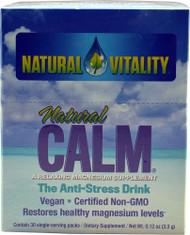 Natural Vitality, Natural Calm - 30 Packets