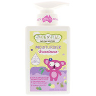 Jack n Jill, Natural Bathtime, Moisturizer, Sweetness, 10.14 oz (300 ml)