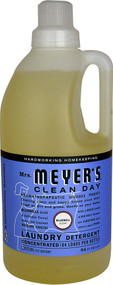Mrs. Meyers Clean Day Laundry Detergent Bluebell - 64 fl oz