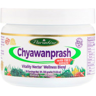 Paradise Herbs, Chyawanprash, Vitality Nectar Wellness Blend, 10.58 oz (300 g)