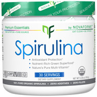 NovaForme, Certified USDA Organic Spirulina, 5.29 oz (150 g)