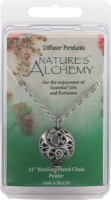 Natures Alchemy, Diffuser Pendant Oriental - 1 Necklace