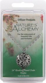 Natures Alchemy, Diffuser Pendant Oriental - 1 Necklace