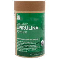 OMG! Organic Meets Good, Organic, Spirulina Powder, 8 oz (227 g)
