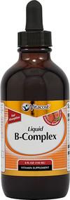 Vitaco B-Complex Liquid Raspberry Flavor - 4 fl oz