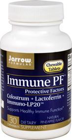 Jarrow Formulas, Immune PF, Natural Pineapple Flavor , 30 Chewables