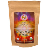 Earth Circle Organics, Raw Organic Black Maca Powder, 8 oz (227 g)