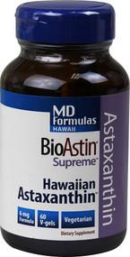 Nutrex Hawaii, BioAstin Supreme Hawaiian Astaxanthin - 6 mg - 60 V-gels