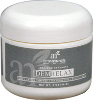 Art Naturals DemRelax Cream - 2 oz