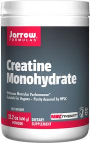 Jarrow Formulas, Creatine Monohydrate - 21.2 oz