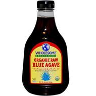 Wholesome Sweeteners, Organic Raw Blue Agave, 44 oz (1.25