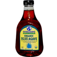 Wholesome Sweeteners, Organic Blue Agave, 44 oz (1.25