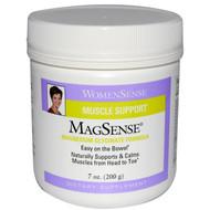 Natural Factors, WomenSense, MagSense, Magnesium Glycinate Formula, 7 oz (200 g)