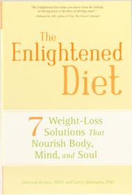 Random, The Enlightened Diet by Deborah Kestin, MPH, and Larry Scherwitz, PhD - 1 Book