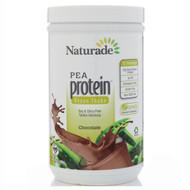 Naturade, Pea Protein Vegan Shake, Chocolate, 16.5 oz (468 g)