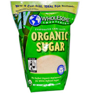 Wholesome Sweeteners, Organic Cane Sugar, 4 lbs (1.81