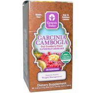 Genesis Today Garcinia Cambogia Superfruit Drink Mix Goji Cranberry - 20 Stick Packs
