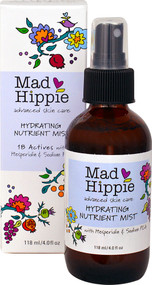 Mad Hippie Skin Care Products, Hydrating Nutrient Mist, 4.0 fl oz (118 ml)