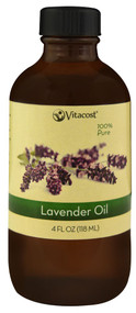 Vitacost Essential Oils 100% Pure Lavender - 4 fl oz (118 mL)