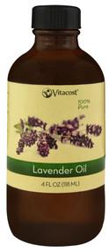 Vitaco Essential Oils 100% Pure Lavender -- 4 fl oz (118 mL)