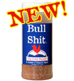 BULL SH*T BEEF SEASONING