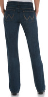 WRANGLER 'Q-BABY' COWGIRL CUT RIDING JEANS