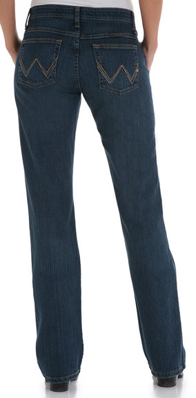 f3601479 Wrangler Q-Baby Cowgirl Cut Ultimate Riding Jean