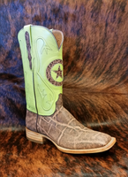 BLACK JACK DIRTY TOBACCO ELEPHANT BOOTS