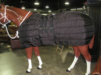 FUTURITY 420D STABLE BLANKET W/ BELLY BAND