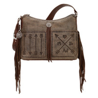 American West, Cross My  Heart, Shoulder Bag.