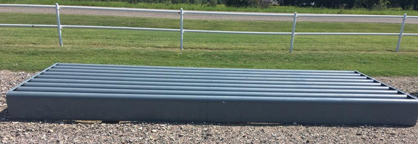 """14"""" or 16"""" CATTLE GUARD WITH BOX"""