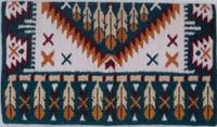 "GOOD MEDICINE ""REINMAKER"" SADDLE BLANKET FROM DENNARDS - 1311EG"