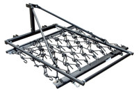PRIEFERT 4'X6' PI CHAIN HARROW WITH LIFT