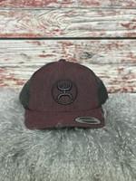 CODY OHL BUR/GRY TRUCKER CAP