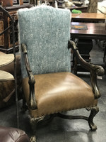 TIBETAN ARM CHAIR
