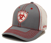 ARIAT CAPS CENTER LOGO