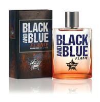 BLACK AND BLUE FLAME COLOGNE