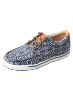 TWISTED X WOMENS HOOEY MULTI PATTERN SHOE