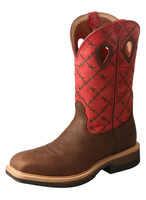TWISTED X MENS LITE COWBOY WORK BOOTS