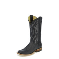 TONY LAMA BLACK RANCH BOOTS