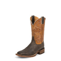 JUSTIN BENT RAIL CADDO BROWN BOOTS