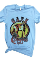 CAFE COYOTE T-SHIRT