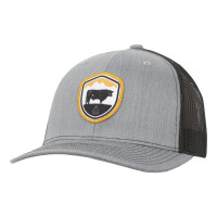 STS BULL CREST PATCH CAP