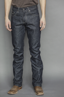 KIMES RANCH 'JAMES' RAW DENIM JEAN