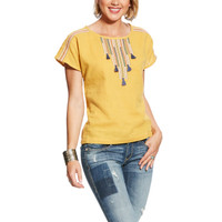 ARIAT MONA TASSEL TOP
