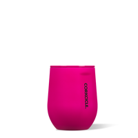 CORKCICLE STEMLESS WINE GLASS NEON LIGHTS