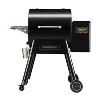 TRAEGER IRON WOOD 650