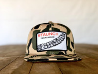 STAUNCH SNEAKY SNAKE CAP