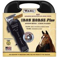 WAHL IRON HORSE PLUS