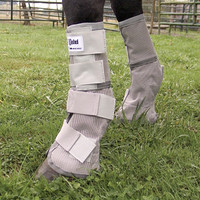 CASHEL CRUSADER LEG GUARDS - GREY